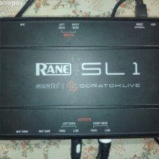 Instrumentos musicales: RANE SL1 SERATO SCRATCH. Lote 211472449