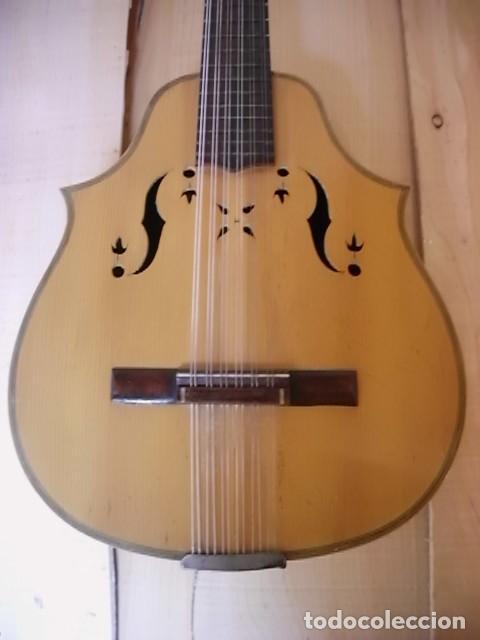 Instrumentos musicales: Laúd palosanto Telesforo Julve - Foto 6 - 222027237