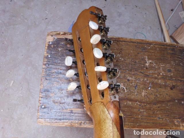 Instrumentos musicales: Laúd palosanto Telesforo Julve - Foto 8 - 222027237