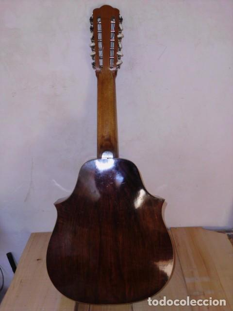 Instrumentos musicales: Laúd palosanto Telesforo Julve - Foto 11 - 222027237