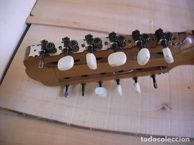 Instrumentos musicales: Laúd palosanto Telesforo Julve - Foto 14 - 222027237