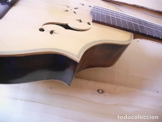 Instrumentos musicales: Laúd palosanto Telesforo Julve - Foto 15 - 222027237