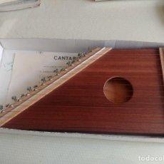 Instrumentos musicales: ANTIGUA CITARA O CANTARINA MIREN FOTOS. Lote 211674373