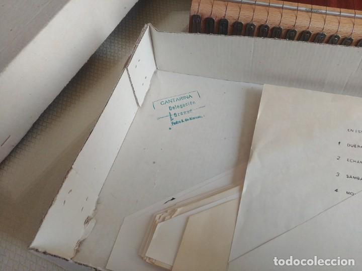 Instrumentos musicales: ANTIGUA CITARA O CANTARINA MIREN FOTOS - Foto 5 - 211674373