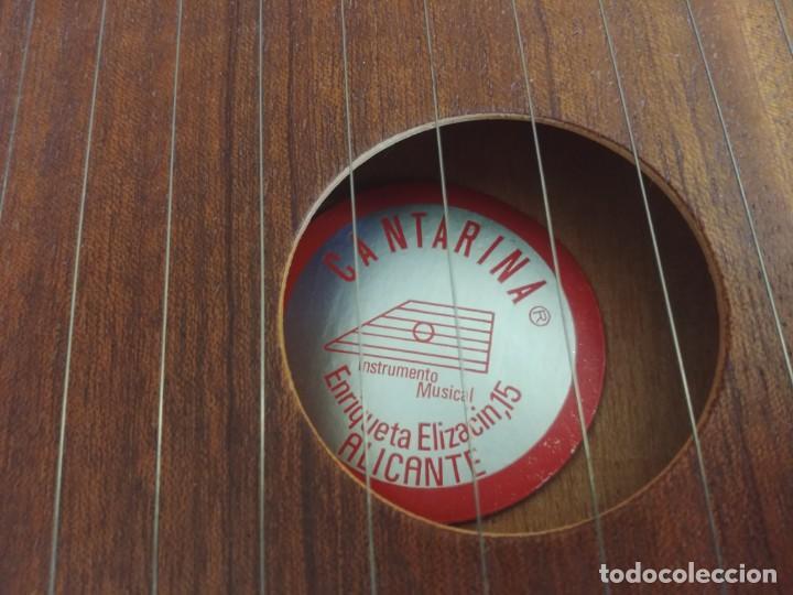 Instrumentos musicales: ANTIGUA CITARA O CANTARINA MIREN FOTOS - Foto 11 - 211674373