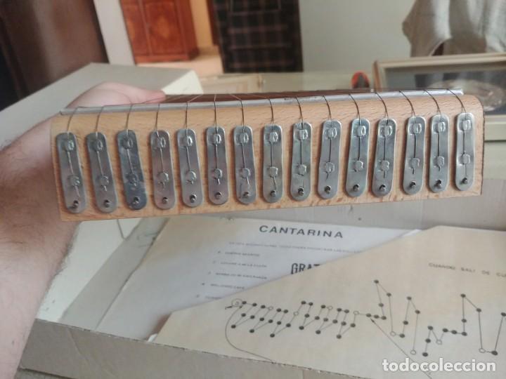 Instrumentos musicales: ANTIGUA CITARA O CANTARINA MIREN FOTOS - Foto 12 - 211674373