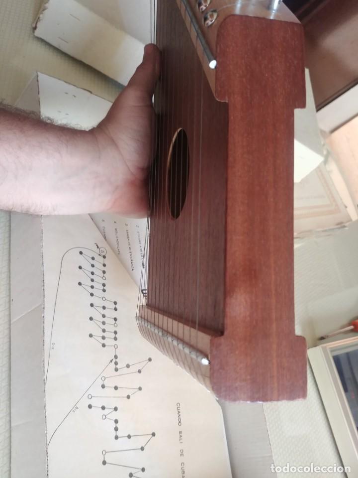 Instrumentos musicales: ANTIGUA CITARA O CANTARINA MIREN FOTOS - Foto 13 - 211674373