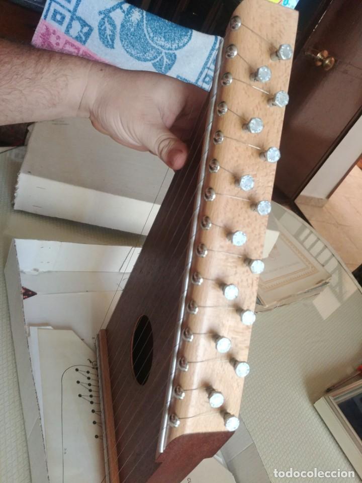Instrumentos musicales: ANTIGUA CITARA O CANTARINA MIREN FOTOS - Foto 16 - 211674373