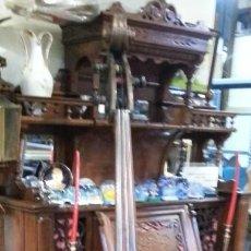Instrumentos musicales: CONTRABAJO TRADICIONAL DE 3 CUERDAS. CENTENARIO. SIGLO XVIII. IMPRESIONANTE INSTRUMENTO.. Lote 211760781