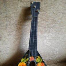Instrumentos musicales: PRECIOSA VALALAIKA PEQUEÑA. Lote 211802268