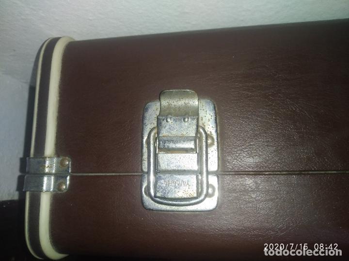 Instrumentos musicales: Maleta maletín trompeta YAMAHA vintage - Foto 3 - 211848400