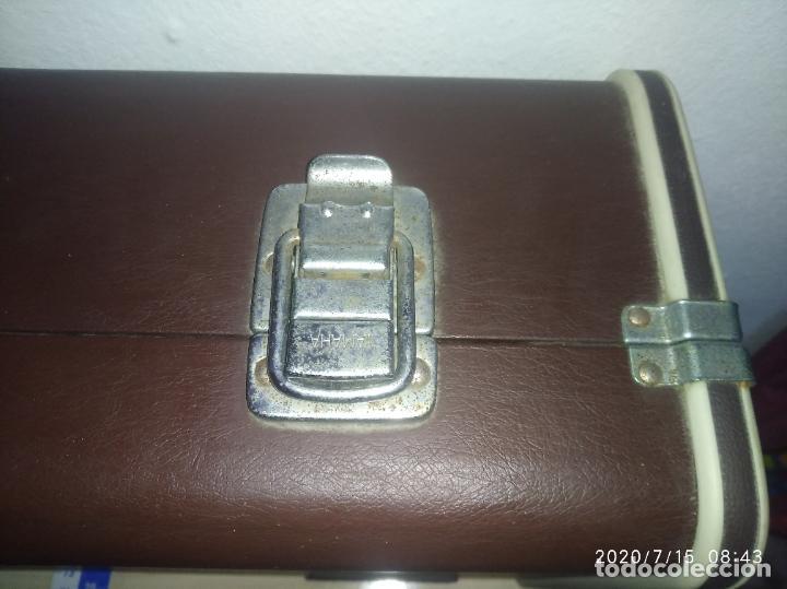 Instrumentos musicales: Maleta maletín trompeta YAMAHA vintage - Foto 8 - 211848400