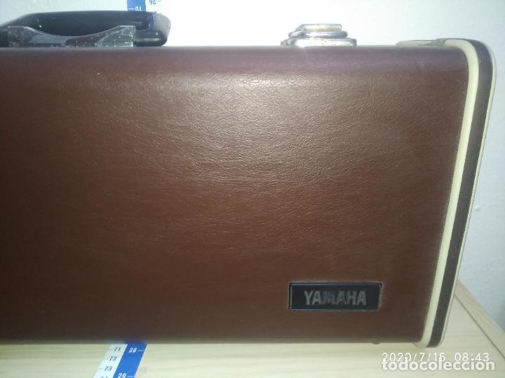 Instrumentos musicales: Maleta maletín trompeta YAMAHA vintage - Foto 9 - 211848400