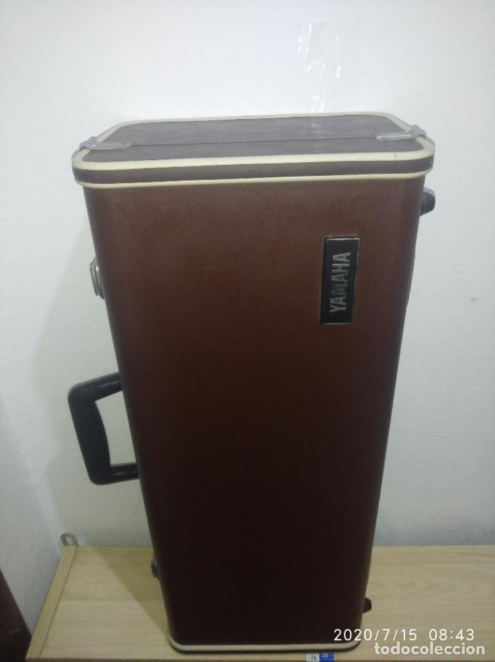Instrumentos musicales: Maleta maletín trompeta YAMAHA vintage - Foto 11 - 211848400
