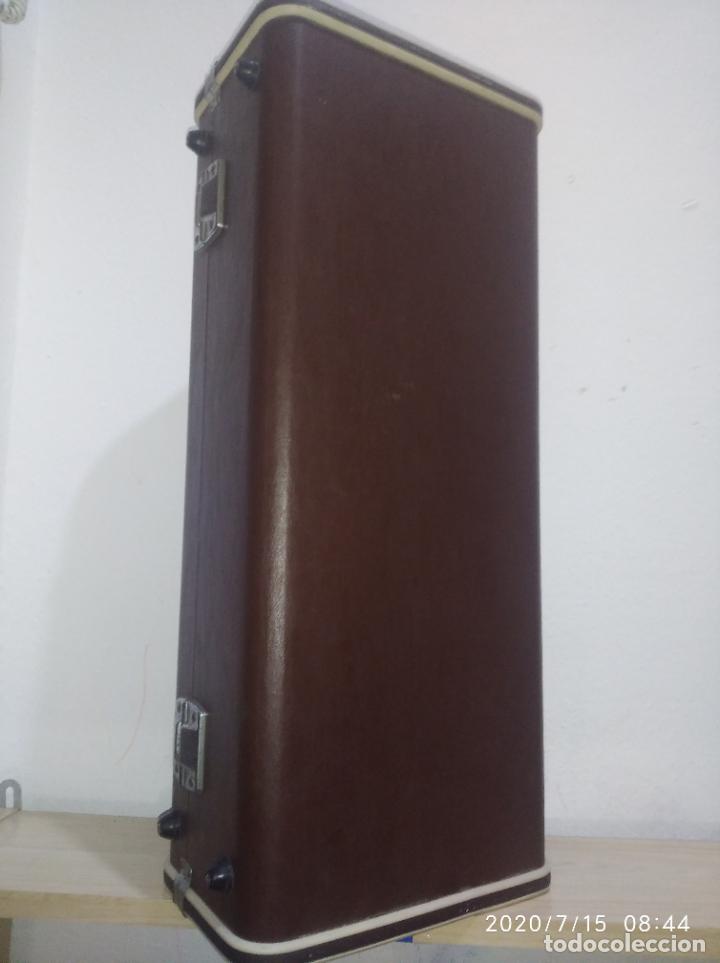 Instrumentos musicales: Maleta maletín trompeta YAMAHA vintage - Foto 16 - 211848400