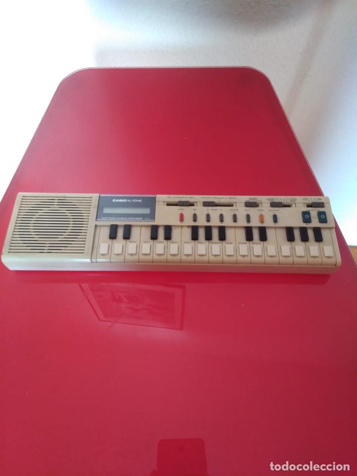 ÓRGANO MUSICAL ELECTRÓNICO CASIO VL-TONE (Música - Instrumentos Musicales - Teclados Eléctricos y Digitales)