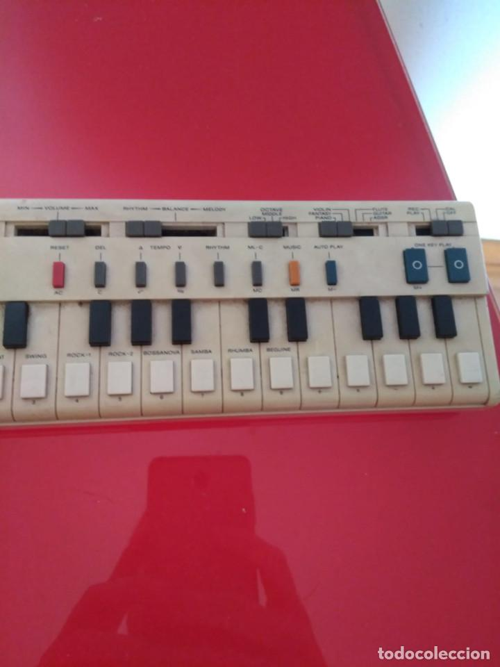 Instrumentos musicales: Órgano musical electrónico Casio vl-tone - Foto 2 - 211869982