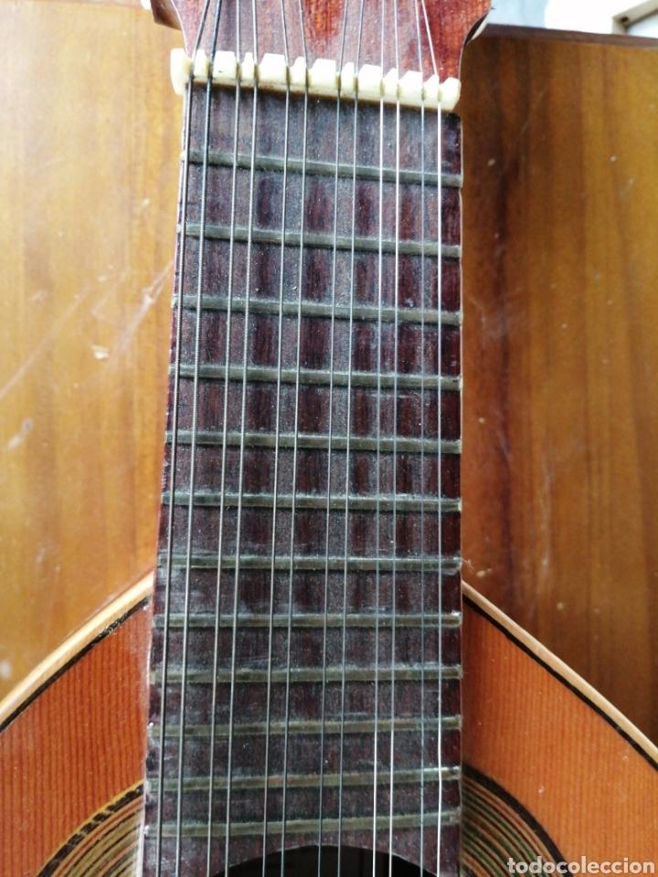 Instrumentos musicales: Guitarra artesana - Foto 3 - 212303248