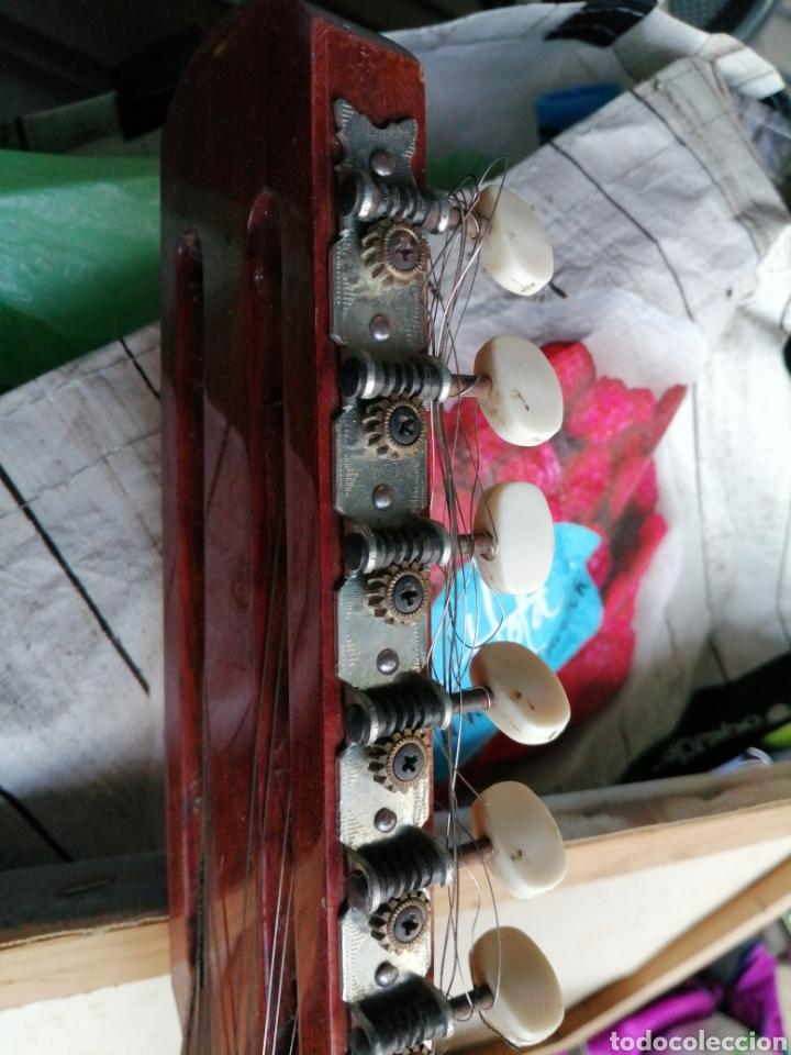 Instrumentos musicales: Guitarra artesana - Foto 6 - 212303248