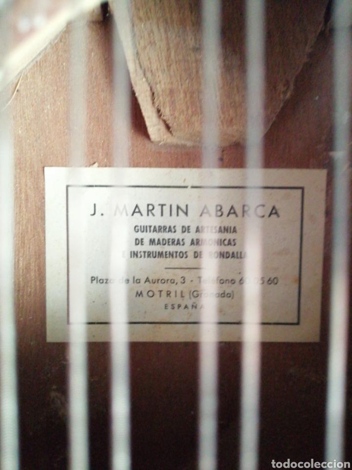 Instrumentos musicales: Guitarra artesana - Foto 11 - 212303248