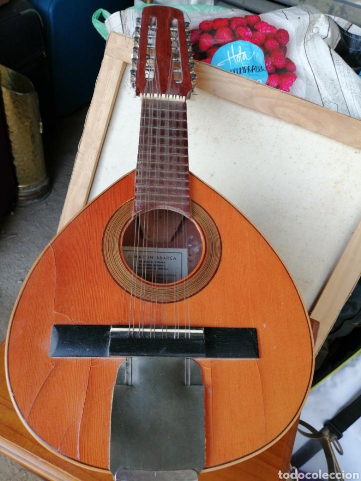 GUITARRA ARTESANA (Música - Instrumentos Musicales - Guitarras Antiguas)
