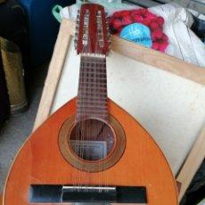 Instrumentos musicales: GUITARRA ARTESANA. Lote 212303248