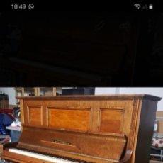 Instrumentos musicales: PIANO. Lote 212826286