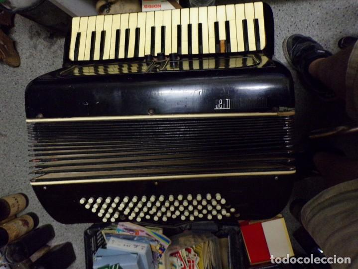 ACORDEÓN SETTIMIO SOPRANI (Música - Instrumentos Musicales - Viento Madera)