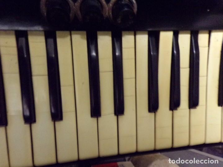 Instrumentos musicales: acordeón settimio soprani - Foto 4 - 213110338