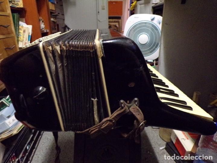 Instrumentos musicales: acordeón settimio soprani - Foto 6 - 213110338