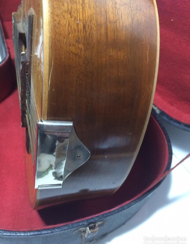 Instrumentos musicales: Antigua Bandurria Telesforo Julve - Foto 4 - 213494281