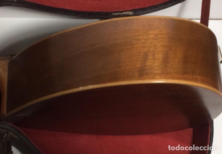 Instrumentos musicales: Antigua Bandurria Telesforo Julve - Foto 6 - 213494281