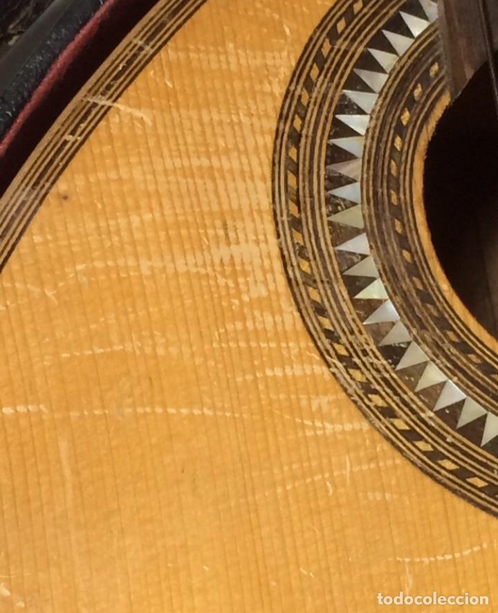 Instrumentos musicales: Antigua Bandurria Telesforo Julve - Foto 13 - 213494281