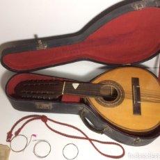 Instrumentos musicales: ANTIGUA BANDURRIA TELESFORO JULVE. Lote 213494281