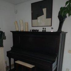 Instrumentos musicales: PIANOLA STERLING + 100 ROLLOS ANTIGUA EN PERFECTO ESTADO. Lote 213586322