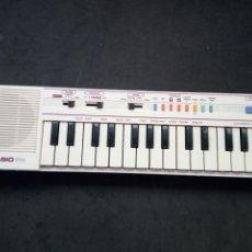 Instrumentos musicales: ANTIGUO TECLADO CASIO. PT-1. FUNCIONANDO PERFECTAMENTE. Lote 213623931