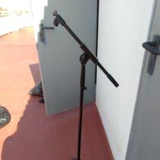 Instrumentos musicales: PIE DE MICRO. Lote 213831891