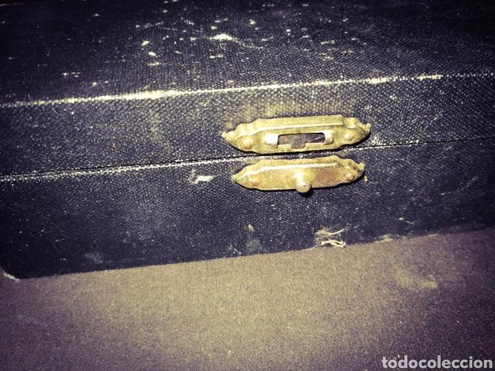 Instrumentos musicales: TROMPETA MINIATURA CON CAJA. - Foto 4 - 214146645
