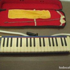 Instrumentos musicales: SAMICK MELODIHORN M36 CON ESTUCHE. Lote 214485380