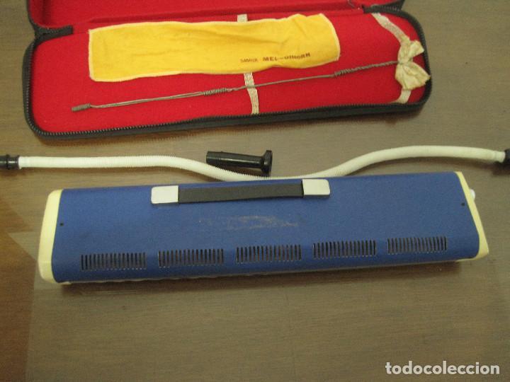 Instrumentos musicales: Samick melodihorn m36 con estuche - Foto 2 - 214485380