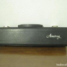 Instrumentos Musicais: FLAUTA TRAVESERA ARMSTRONG. Lote 214485493
