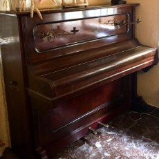 Instrumentos musicales: EXCELENTE PIANO SMITH & SON. Lote 214822001