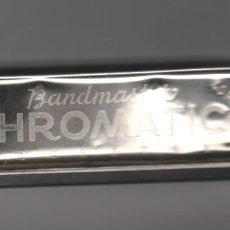 Instrumentos musicales: ARMONICA CHROMATIC BANDMASTER. Lote 215087731