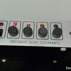Instrumentos musicales: PSICODELIC LIGHT - 3 CHANNELS - SK 5. Lote 215095211