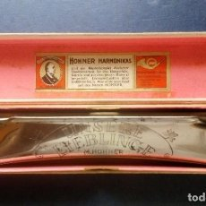 Instruments Musicaux: ANTIGUA ARMÓNICA UNSERE LIEBLINGE - M. HOHNER - GERMANY. Lote 215136036