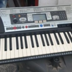 Instrumentos musicales: PIANO TECLADO YAMAHA PSR-350. Lote 215307205
