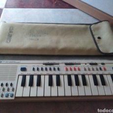 Instrumentos musicales: ANTIGUO ÓRGANO ELECTRONICO CASIO PT-20-FUNCIONA PERFECTAMENTE. Lote 215385971