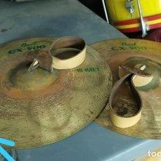 Instruments Musicaux: PLATILLOS PEARL CX 500 HI HAT/T. Lote 215396828