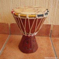 Instrumentos musicales: TAMBOR AFRICANO DJEMBE. Lote 215415826