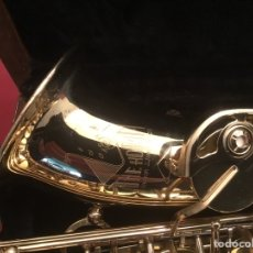 Instrumentos musicales: SAXOFON. Lote 215443246